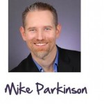 Mike Parkinson caption